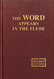 kingdom bible, Gospel book